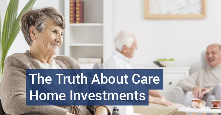Care Home Investments - High Returns or High Hopes? | Ivory Stone Investment